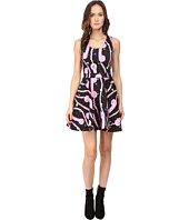 Jeremy Scott - Phone Print Gabardine Dress