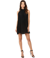Brigitte Bailey - Neri High Neck Accordion Dress