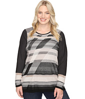 NIC+ZOE - Plus Size Spellbound Top