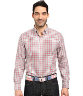 Vineyard Vines - Meadowbrook Gingham Slim Tucker Shirt