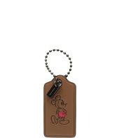 COACH - Box Program Mickey Hangtag Key Fob