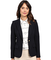 Ivanka Trump - One Button Crepe Jacket