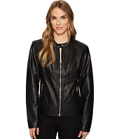 Ivanka Trump - PU Jacket