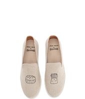 Soludos - Embroidered Slip-On Sneaker