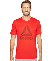 Reebok - US Workout Ready Supremium 2.0 Tee Big Logo