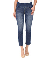 Jag Jeans Petite - Petite Amelia Pull-On Slim Ankle Comfort Denim in Durango Wash
