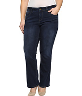 Jag Jeans Plus Size - Plus Size Atwood Boot in Platinum Denim in Indio