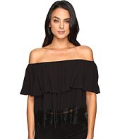 LAmade - Evander Off the Shoulder Top
