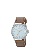 Nixon - The Sentry 38 Leather X The Speedster I Collection