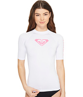 Roxy - Whole Hearted Short Sleeve Rashguard
