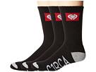 Basic Crew Socks 3-Pack
