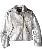 eve jnr - Luxe Leather Jacket (Little Kids/Big Kids)
