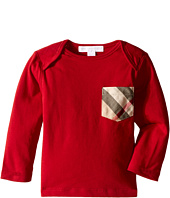 Burberry Kids - Checked Pocket Callum Top (Infant/Toddler)