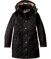 Burberry Kids - Foxmoore Long Jacket (Little Kids/Big Kids)