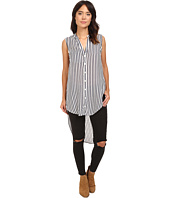 Brigitte Bailey - Angee Sleeveless Striped Tunic