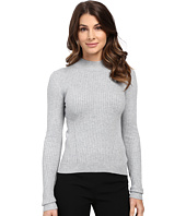 MICHAEL Michael Kors - Long Sleeve Mock Rib Sweater