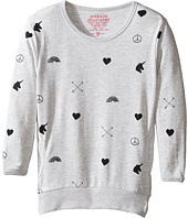 Munster Kids - Love Arrow Sweatshirt (Toddler/Little Kids/Big Kids)