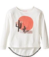 Munster Kids - Dessert Long Sleeve T-Shirt (Toddler/Little Kids/Big Kids)