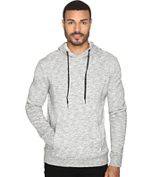 Michael Stars - Cross Neck Pullover Hoodie