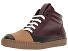 Banded High Top Sneaker