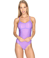 Speedo - Printed Tie Back One-Piece