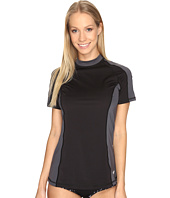 Speedo - Solid Short Sleeve Rashguard