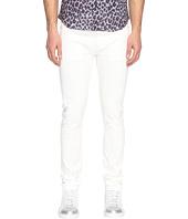 Marc Jacobs - Skinny Leg White on White Jeans