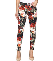 7 For All Mankind - The Ankle Skinny w/ Contour Waist Band in Victorian Garden