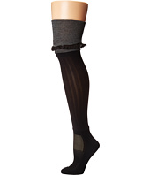 BOOTIGHTS - Betsy Burlap Over-the-Knee