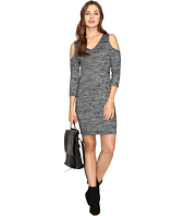 kensie - Space Dye Jersey Dress KSDK7418