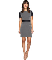 MICHAEL Michael Kors - Gingham Texture Dress