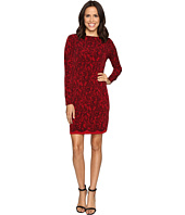 MICHAEL Michael Kors - Umbria Lace Border Dress