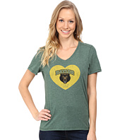 Life is Good - Baylor Heart Short Sleeve Tee
