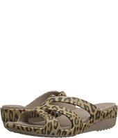 Crocs - Sanrah Graphic Strappy Wedge