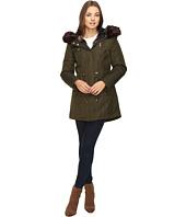 Betsey Johnson - Parka w/ Multi Fur Hood