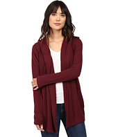 Culture Phit - Halle Hoodie Cardigan with Drawstring
