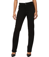 FDJ French Dressing Jeans - Petite Suzanne Straight Leg Love Denim in Black