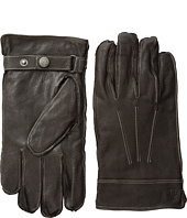 Original Penguin - Leather Gloves with Darts