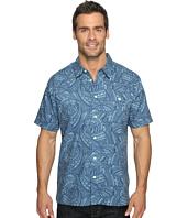 Quiksilver Waterman - Big Cruiser Short Sleeve Shirt
