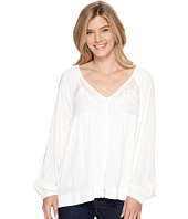 Stetson - 0881 Lite Weight Fancy Rayon Button Front Blouse