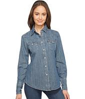 Stetson - Boyfriend Fit Classic Western Shirt
