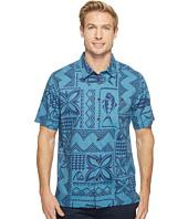 Quiksilver Waterman - Fish Guru Short Sleeve Shirt