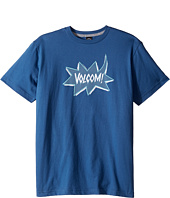 Volcom Kids - Screech Short Sleeve Tee (Big Kids)