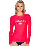Billabong - Core Performance Fit Long Sleeve