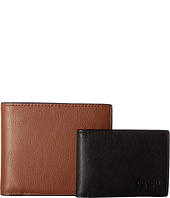 COACH - Leather 3-in-1 Wallet Set