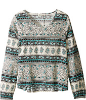 Billabong Kids - Pleasant Peasant Top (Little Kids/Big Kids)