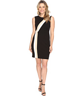 Vince Camuto - Sleeveless Color Blocked Dress