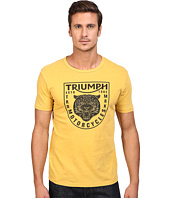 Lucky Brand - Triumph Tiger Head Graphic Tee