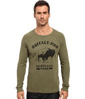 Lucky Brand - Buffalo Run Graphic Tee