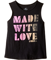 O'Neill Kids - Made With Love Rylee Tank Top (Toddler/Little Kids)